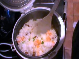 Hundreds of Various Chinese Rice Dish Series - Sweet Potato & Raisins Rice