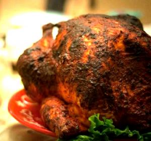 Best Barbecued Turkey