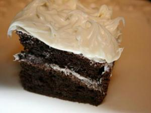 Chocolate Brown Sugar Cake