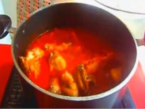 Chicken Stew - African Food