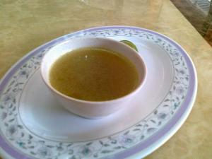 Basic Chicken Broth