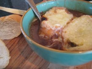 Famous French Onion Soup