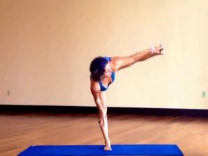 Yoga Balance Practice