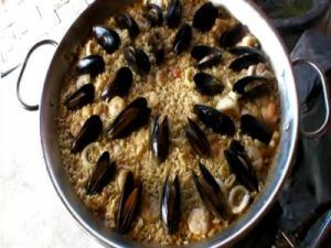 Paella de Mariscos II