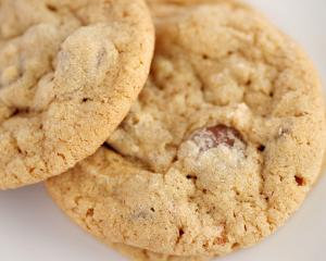 Orange-Pecan Refrigerator Cookies