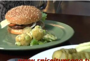 Fusion Kefta Hamburgers