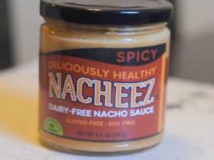 Vegan Nacho Cheesy Goodness: Nacheez!