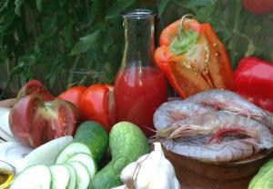 Gazpacho Salad Bowl