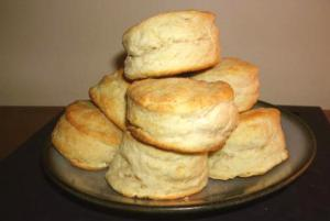 Secret  Sourdough  Biscuits