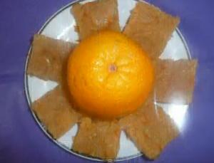 Nagpur Orange Burfi