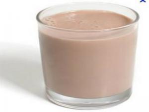 Ultimate Chocolate Milk Cocktail
