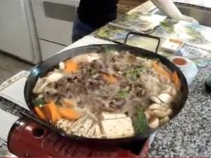 Cooking Bulgogi and Bulgogi Stew