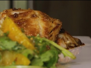 Miso Glazed Rockfish