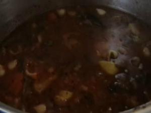 Italian Minestrone Dave's Vegetarian Soup