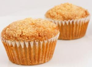 Everyday Whole Wheat Muffins