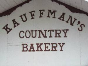 Kauffman's bakery, Berlin Ohio