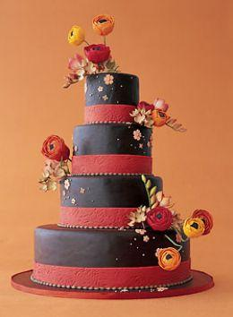 Vegan wedding cakes are healthy, organic, nutritious and mainly glutten- free.
