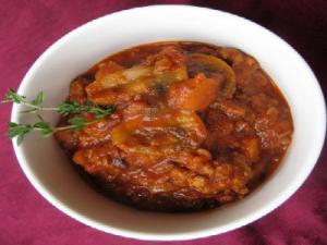 Italian Style Beef Tripe