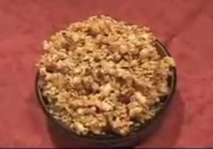Caramelized Popcorn