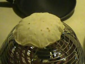 Latino Style, Rotis, Chapatti, Phulkas or Flour Tortillas
