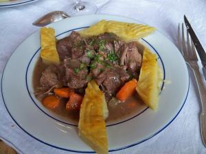 Beef Pot Roast in Beer