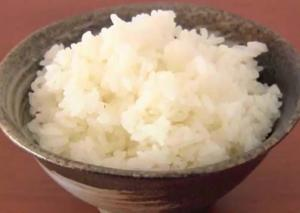 One Pot Steamed Rice