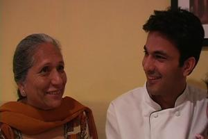 An Interview with Vikas Khanna and His Mother