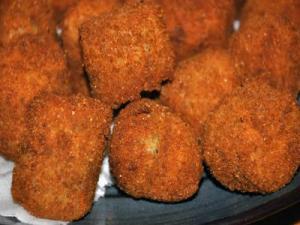 Boudin Balls de Corpus