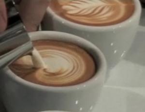 coffee at World Barista Championship