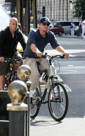 Leonardo DiCaprio lost 30 pounds for a film