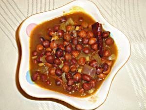 Kadala Curry - Bengal Gram Curry