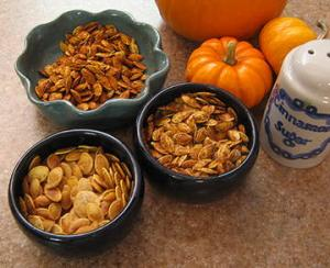 Enjoy Various Pumpkin Seed Benefits