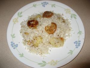 Aloo Rice