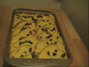 Easy To Make Bread and Butter Pudding