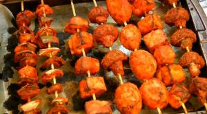 Vegetable Tandoori