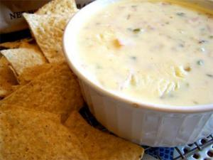Zesty Cheese Dip