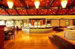 Sala Rim Naam is one of the top restaurants in Bangkok