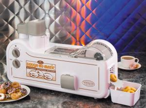 Dough-Nu-Matic: Home Donut Maker