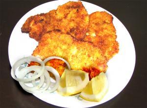 Indian Chicken Cutlets