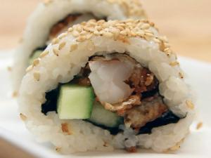 How to Make Sushi - Sweet and Fried Rolls