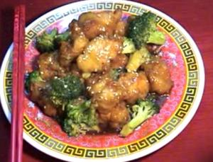 Chinese Sesame Chicken