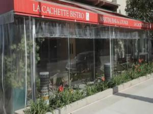 Food Focus - La Cachette Bistro in Santa Monica