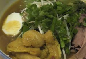 Homemade Low Carb Ramen Noodle Soup