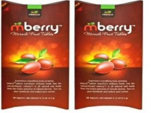 Mberry Miracle Fruit by Saucy Mouth