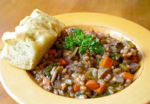 Barley Soup (Krupnik)