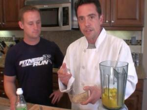 Mango Curry Sauce Chef Kirk Leins and Jon Ham In The Kitchen