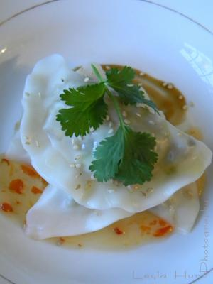 Vegan Sui Jao (Chinese Boiled Dumplings)