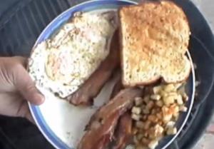 Tasty Smoked Bacon
