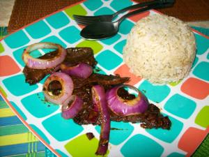 Filipino Beef Steak