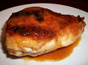 Saucy Chicken Breasts